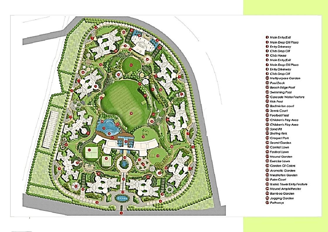 ild gsr drive site plan