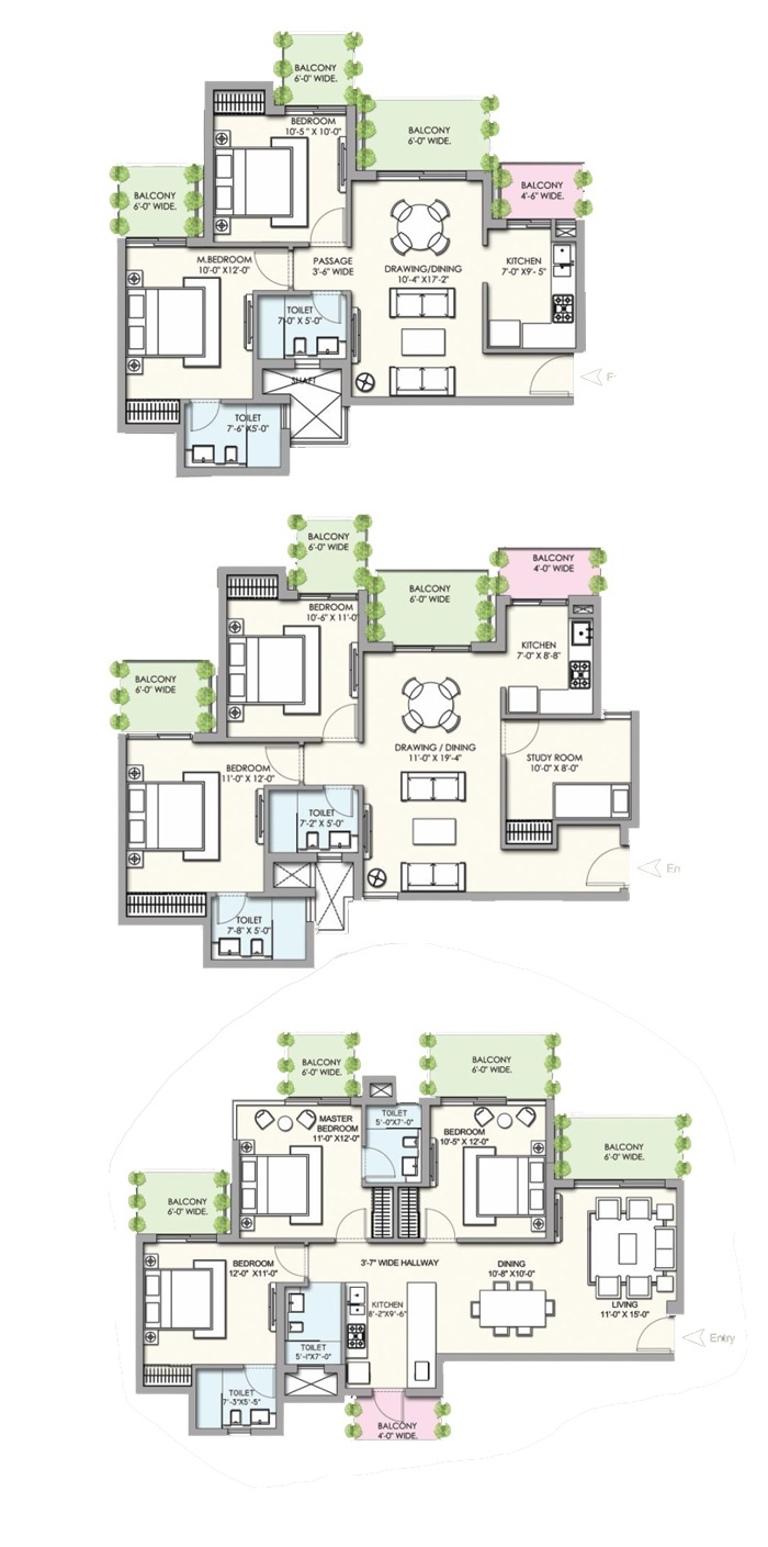 supertech hue floor plan