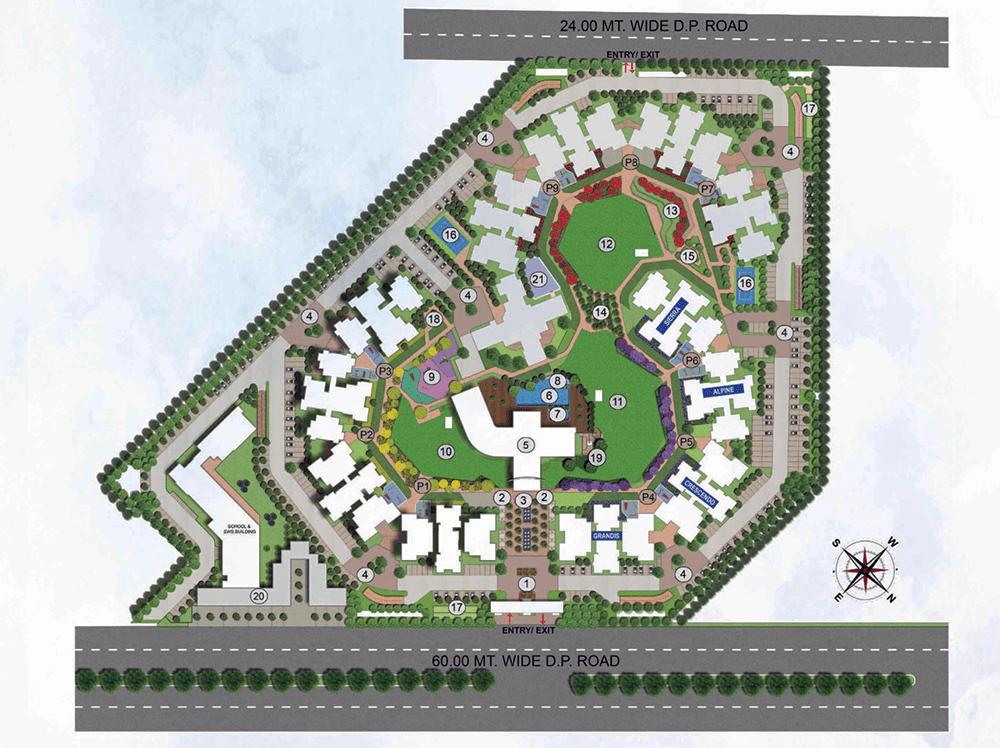 joyville site plan