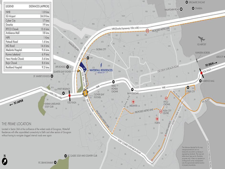 krisumi location map