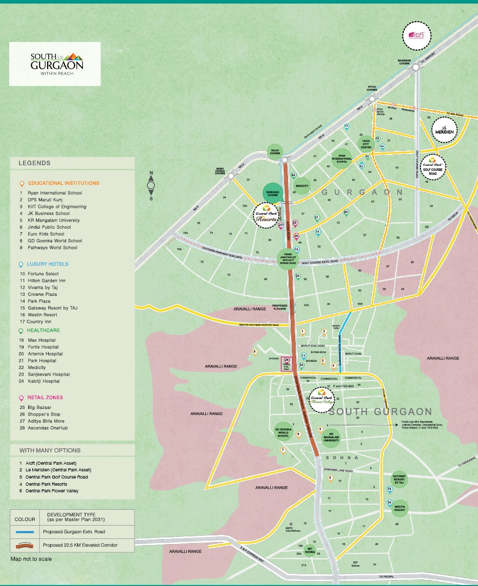 Mikasa Location Map