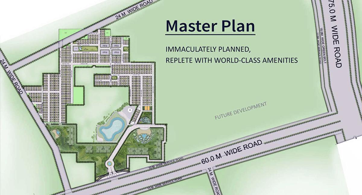 smart world master plan