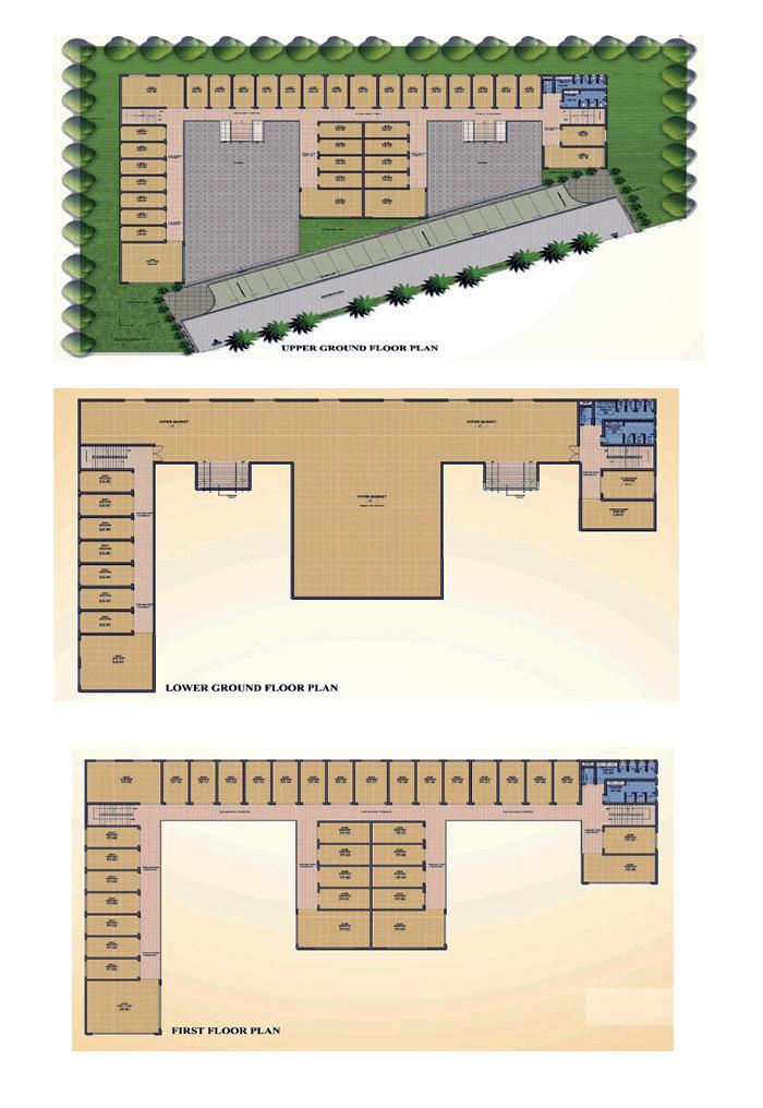 supertech basera floor plan